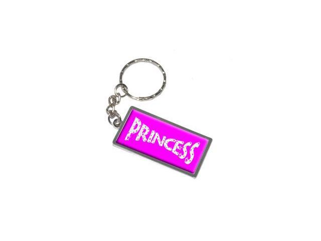 Princess - Spoiled Keychain Key Chain Ring