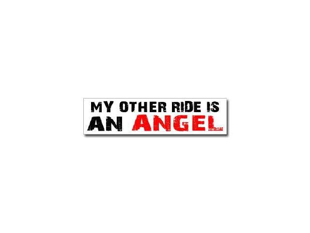 Other Ride is Angel Sticker - 8