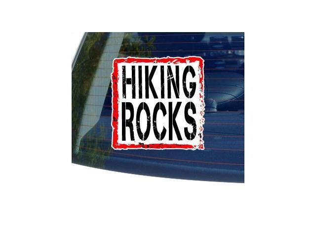 Hiking Rocks Sticker - 5