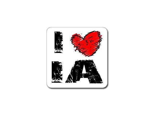 I Love Heart IA - IOWA Sticker - 5