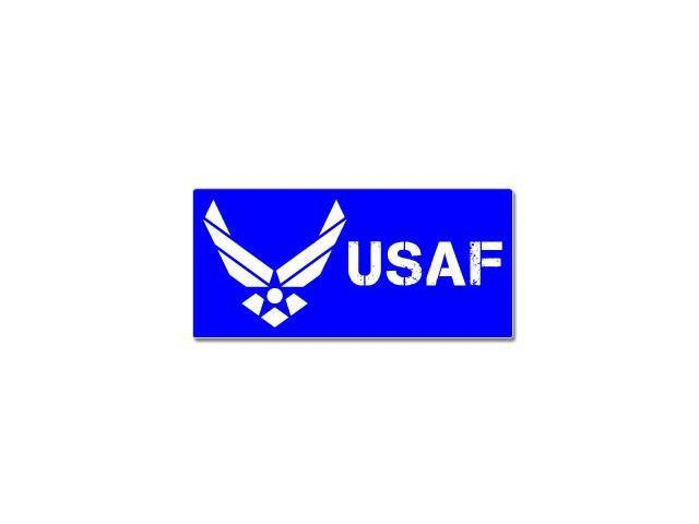 Airforce Wings USAF Sticker - 7