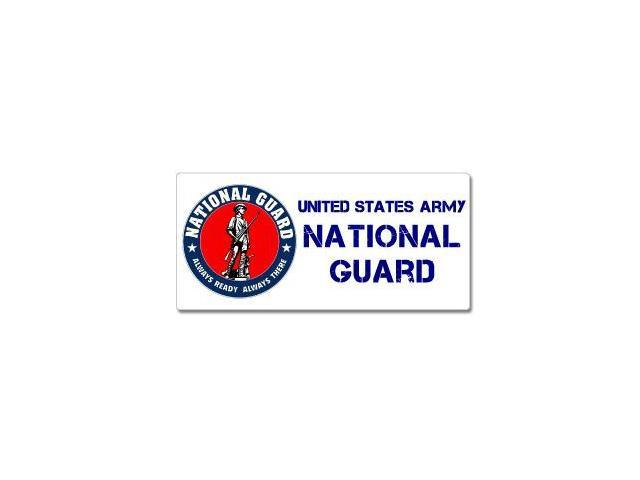 United States National Guard Sticker - 7