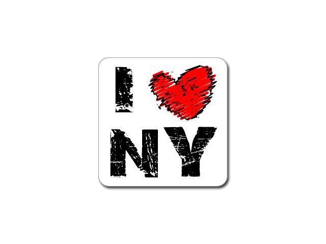 I Love Heart NY - NEW YORK Sticker - 5