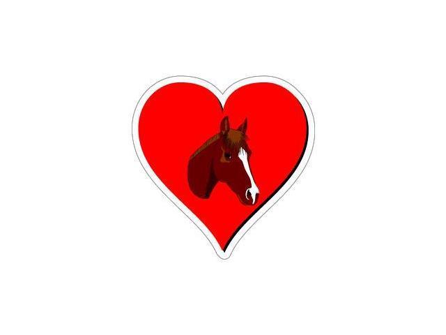 Horse Love Sticker - 4