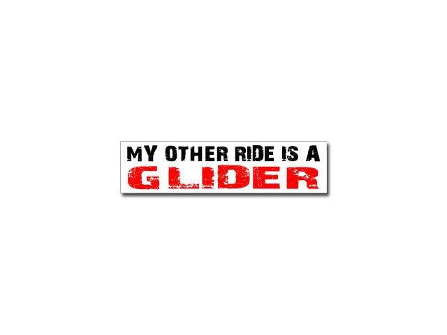 Other Ride is Glider Sticker - 8