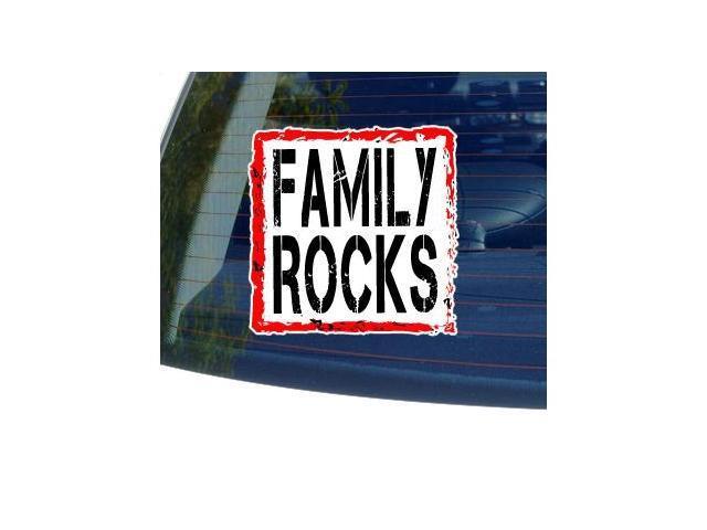 Family Rocks Sticker - 5