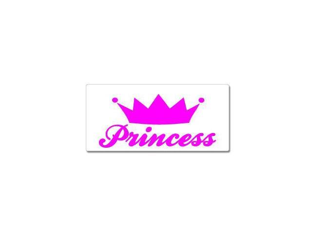 Princess Crown - Spoiled Sticker - 7