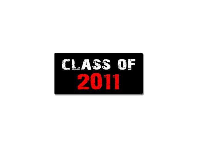 Class Of 2011 Sticker - 7