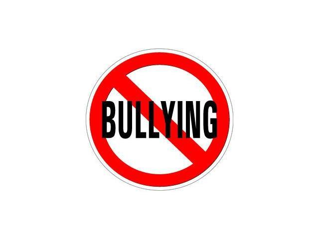 No Bullying Sticker - 5