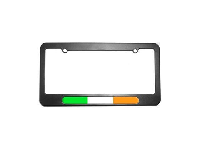 Irish Flag - Ireland License Plate Tag Frame