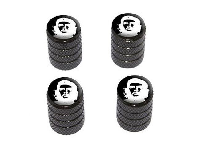 Che Viva - Tire Rim Wheel Valve Stem Caps - Black
