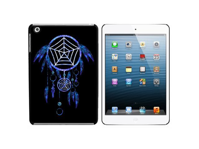 Dream Catcher - Indian Dreamcatcher Snap On Hard Protective Case for Apple iPad Mini - Black