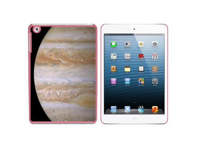 Jupiter - Planet - Solar System Snap On Hard Protective Case for Apple iPad Mini - Pink