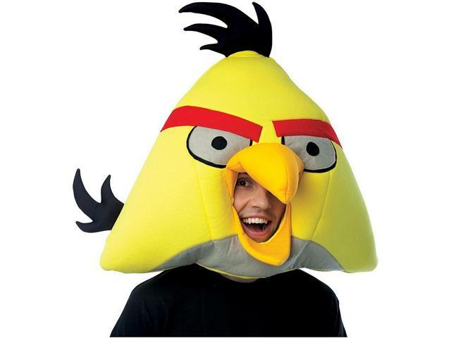 Rovio Angry Birds Yellow Mask