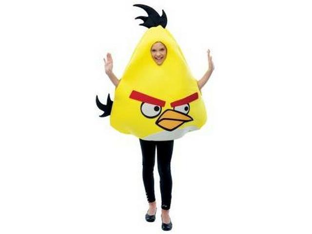 Rovio Angry Birds Yellow Costume