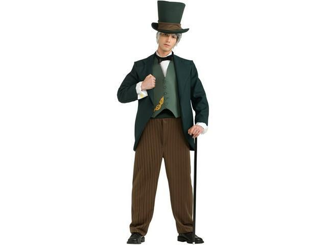 Wizard of Oz Wizard Costume