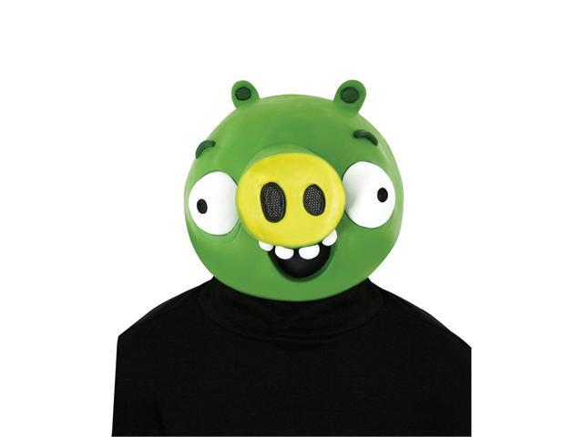 Angry Birds? Minion Pig Latex Mask by Paper Magic Group 6651123