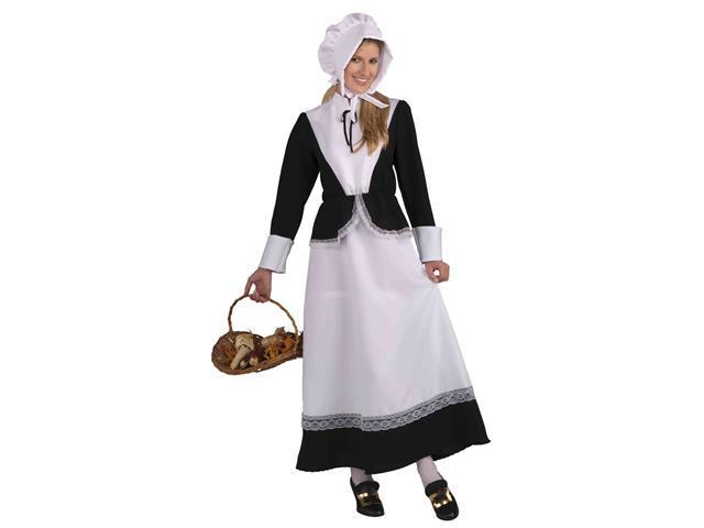 Pilgrim Lady Adult Costume