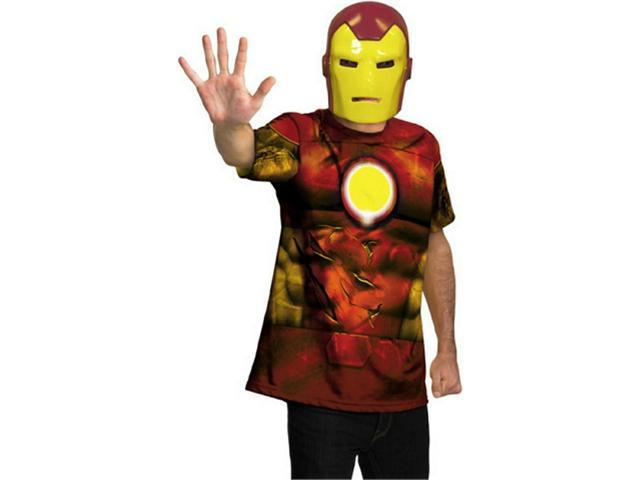 Iron Man Adult Costume
