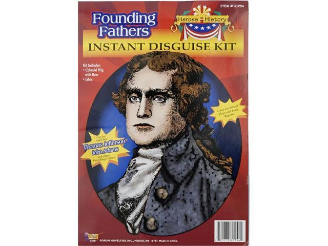 Thomas Jefferson Instant Kit