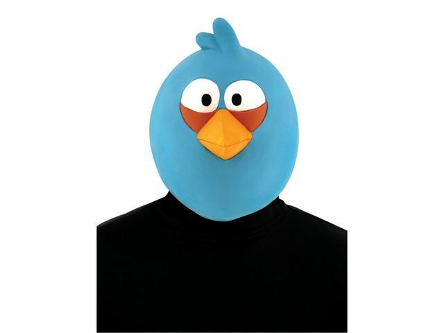Angry Birds? Blue Bird Latex Mask by Paper Magic Group 6651150