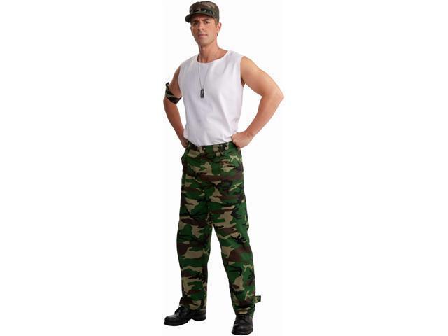 Adult Camouflage Pants