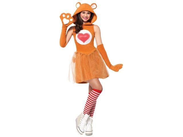 Tenderheart Bear Teen Costume