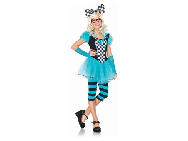Leg Avenue Hipster Alice Teen Costume