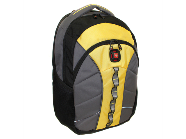 Wenger SwissGear THE SUN 16-inch Laptop Computer Backpack - Yellow