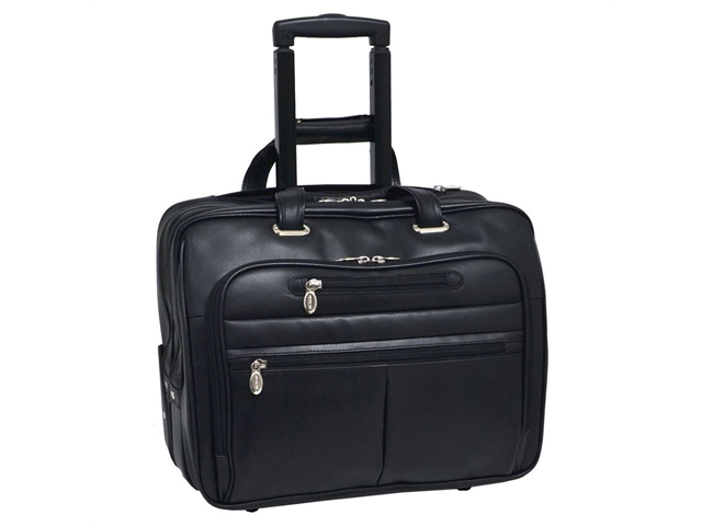 McKleinUSA 80505C Wrightwood Wheeled 17 in Laptop Case
