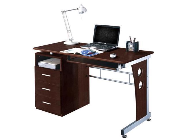Deluxe Ergonomic Side Cabinet Compact Multifunction