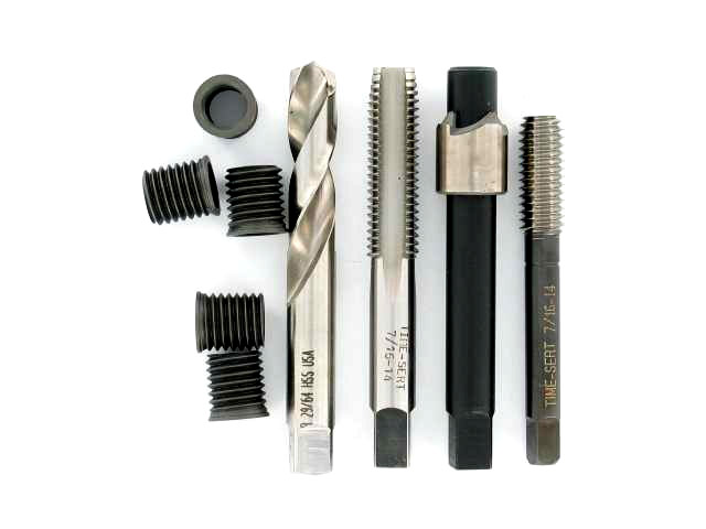 NEW TIME-SERT 7/16-20 SAE Thread Repair Kit UNF