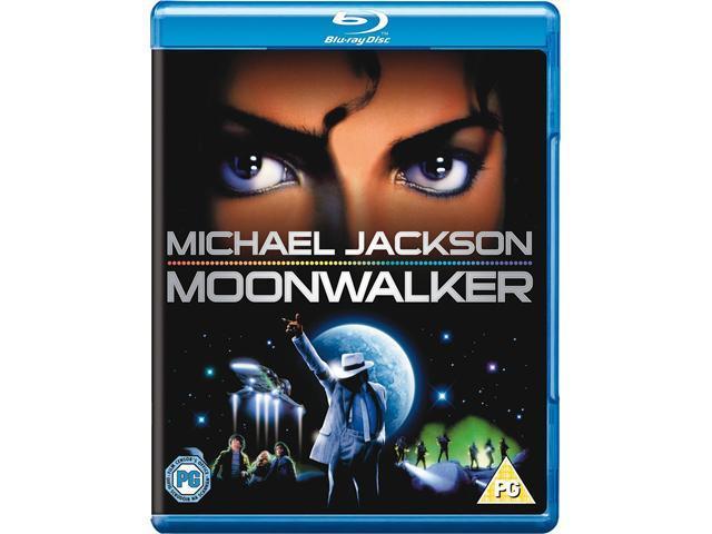 Moonwalker Blu-ray (Michael Jackson) [Region-Free]