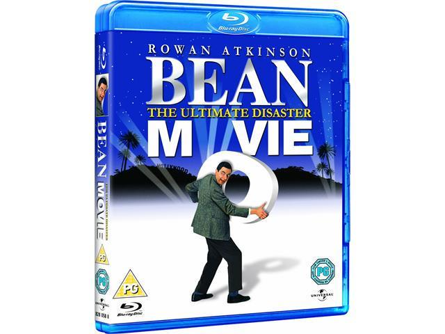 Bean Blu-ray (The Ultimate Disaster Movie / Mr. Bean) [Region-Free]