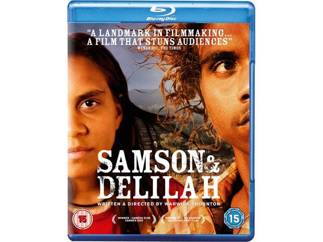 Samson and Delilah Blu-ray [Region-Free]