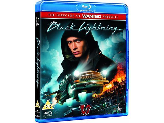 Black Lightning Blu-ray (Chernaya Molniya) [Region-Free]