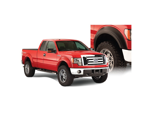 Bushwacker Extend-A-Fender Flares Set