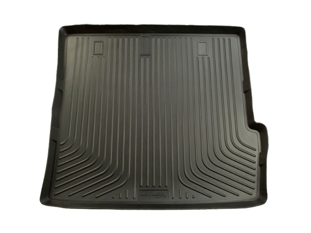 42071 Husky Liners Black weatherBEATER Trunk Mat Chevrolet Volt 2011-2013