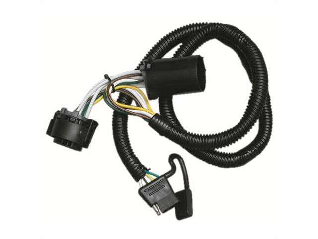 118384 t one trailer hitch wiring harness gm vehicles with 7 pole newegg