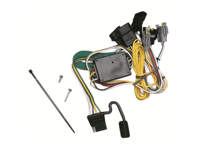 118343 t one trailer hitch wiring harness econoline escape tribute newegg ca