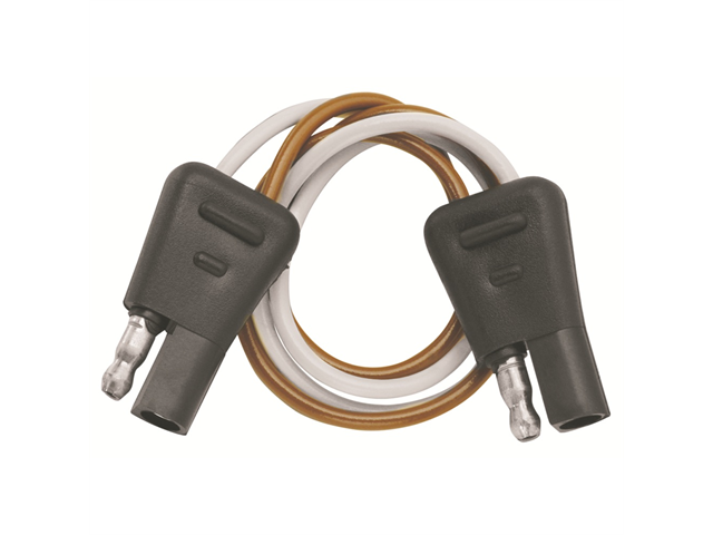 118022 Tow Ready 2-Flat Electrical Connector Loop, 12