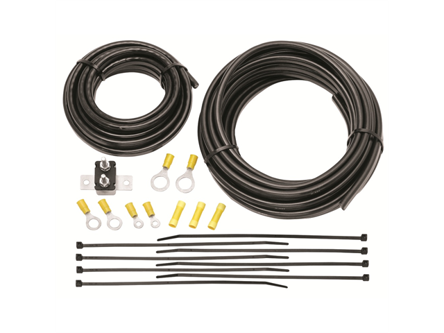 20506 Tow Ready Brake Control Wiring Kit 25' Wire / 30 Amp Circuit Breaker