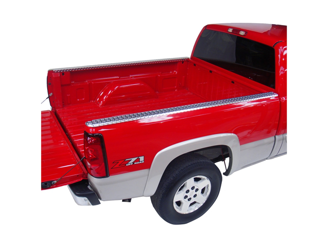 21999 Dee Zee Brite Aluminum Bed Rail Caps Ford F-Series 8' 1980-1996