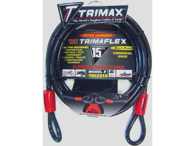 TDL1510 TRIMAX TRIMAFLEX Dual Loop Multi-Use Cable 15' X 10MM