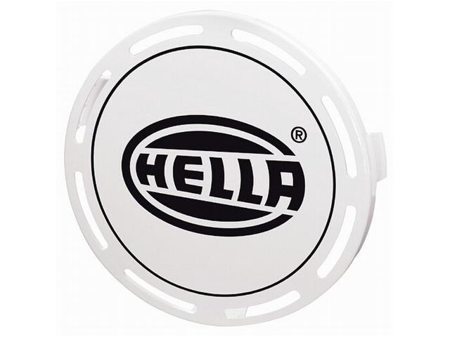 Hella White Stone Shield