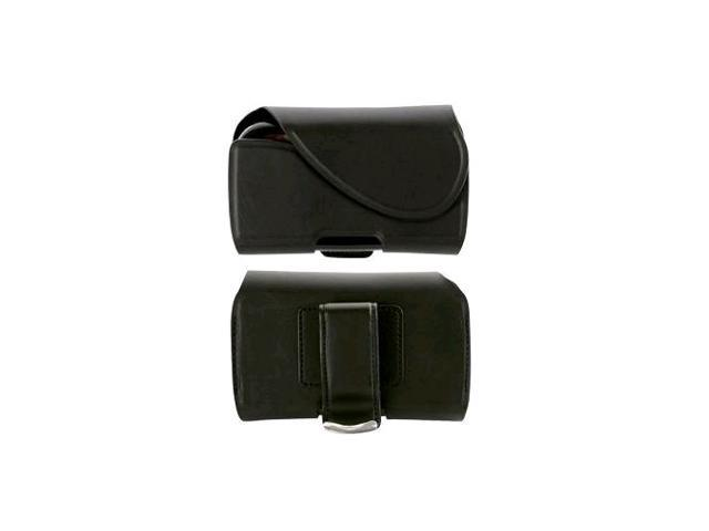 OEM Verizon Pouch with Belt Clip for Palm Pre Plus (Black) (Bulk Packaging)