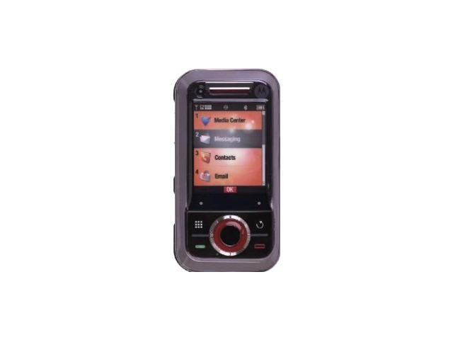 Wireless Solution Snap-On Case for Motorola Rival A455 - Smoke
