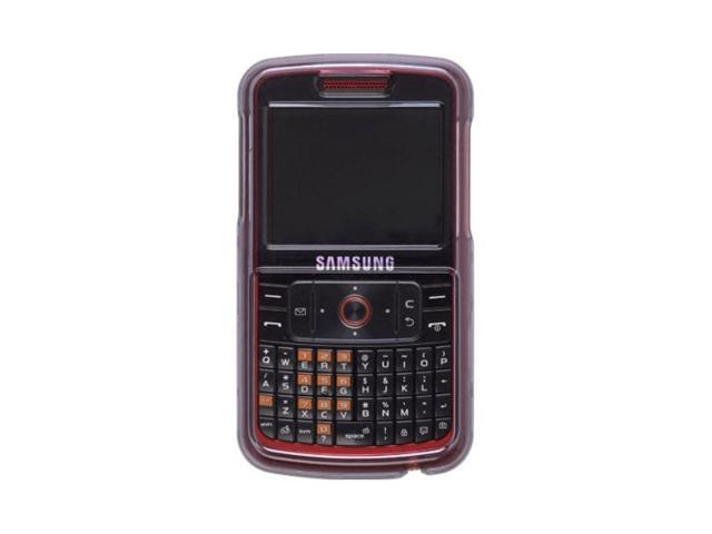 Wireless Solutions Snap-On Case for Samsung SGH-A257 - Smoke