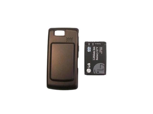 OEM LG Versa VX9600 Extended Battery & Door (Bulk Packaging)