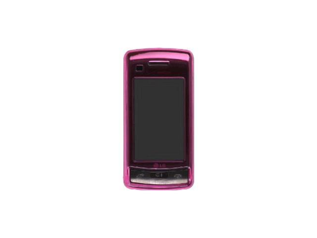 Premium Snap-On Case for LG enV Touch VX11000, VX11K - Pink